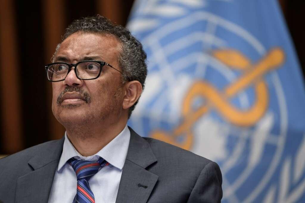 World Health Organization, bring, coronavirus, Covid-19, under control, Tedros Adhanom Ghebreyesus