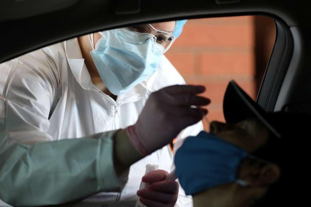 United States, deaths, coronavirus, Covid-19, Johns Hopkins University, tally, cases, pandemic