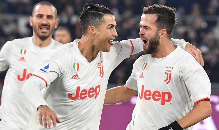 Old habits die hard for Juventus