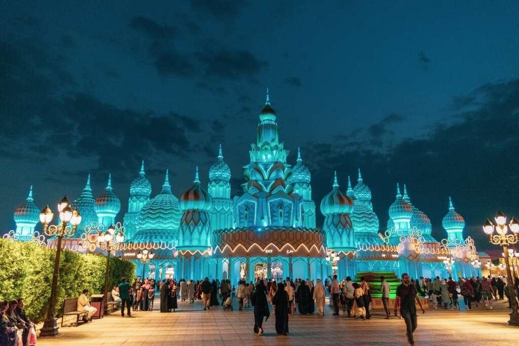 Global Village, nannies, Ripleys Believe it or Not, season 24, Dubai tourism, visit dubai, UAE tourism, stunt show, circus show, carnaval