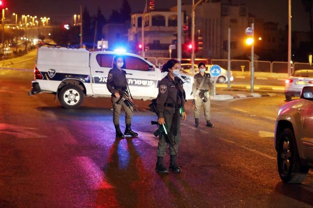israel, curfews, towns, coronavirus, covid-19