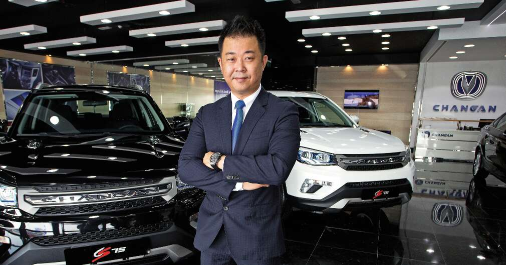 Never limit yourself by having that 9-to-5 mentality: Raymond MA