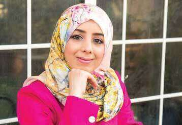 Eiman Al Zaabi has the purpose of introducing the first Muslim voice in the genre of spirituality to Western readers.