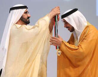 Shaikh Mohammed honours 43 Emirati pioneers