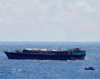 Terror groups on backfoot after drug seizures on seas