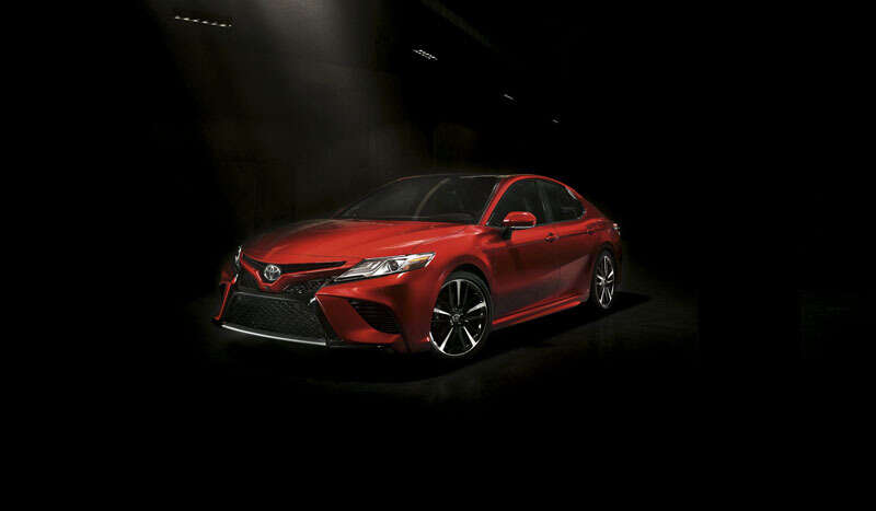 New 8th-generation Toyota Camry: One for all