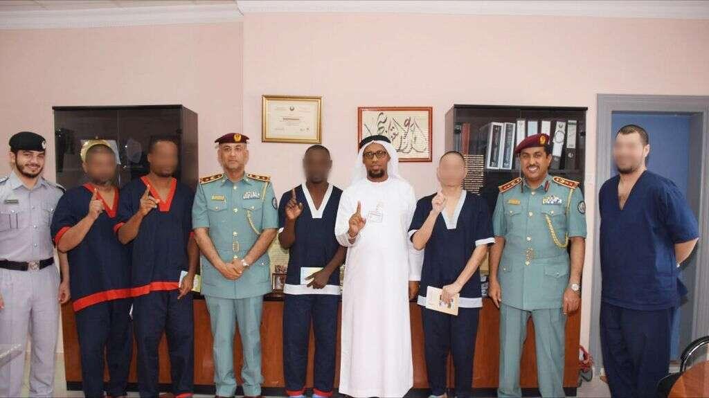 21 inmates convert to Islam in Sharjah