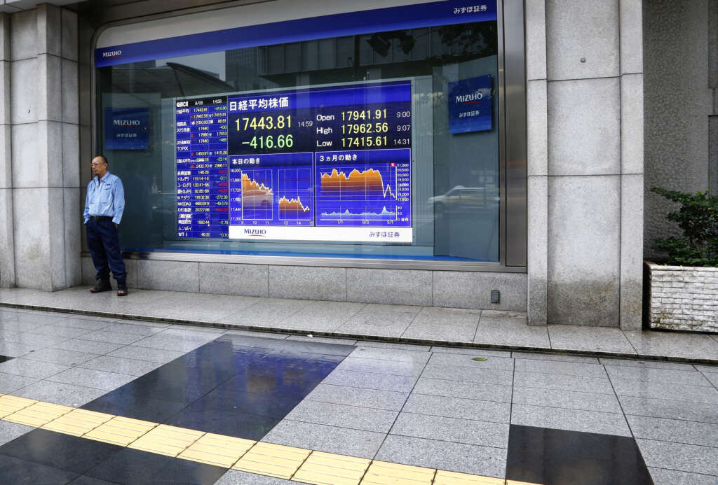Contrasting Germany, China data lifts stocks