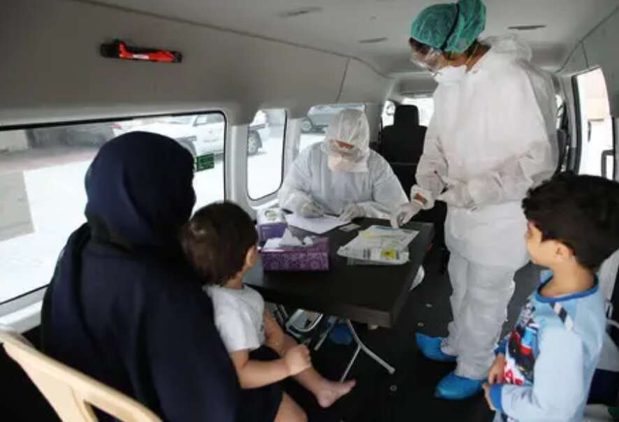 Coronavirus: Bahrain reports 705 Covid-19 cases, 643 recoveries