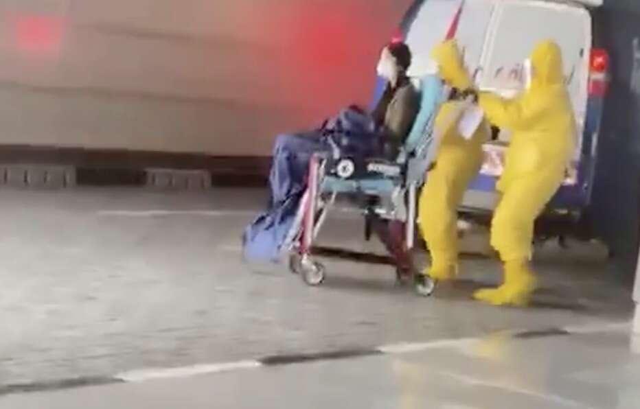 dubai mall, man, escorted, dubai, coronavirus, emaar, clarifies, clarify