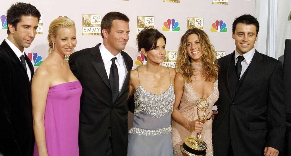 Friends, cast , come together, HBO Max, unscripted special