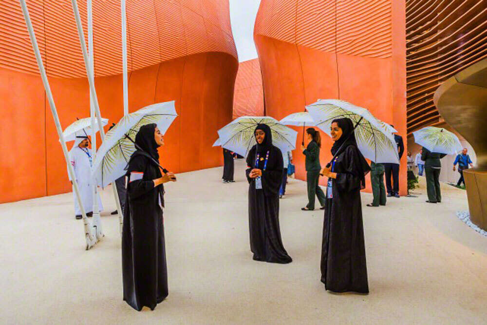 UAE women have most power in the Arab world