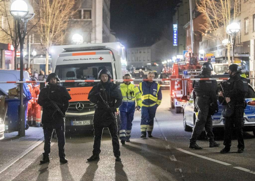 Hanau, Germany shooting, Eight dead after two attacks