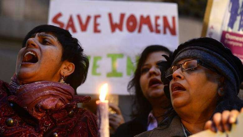 India most dangerous country for women with sexual violence rife