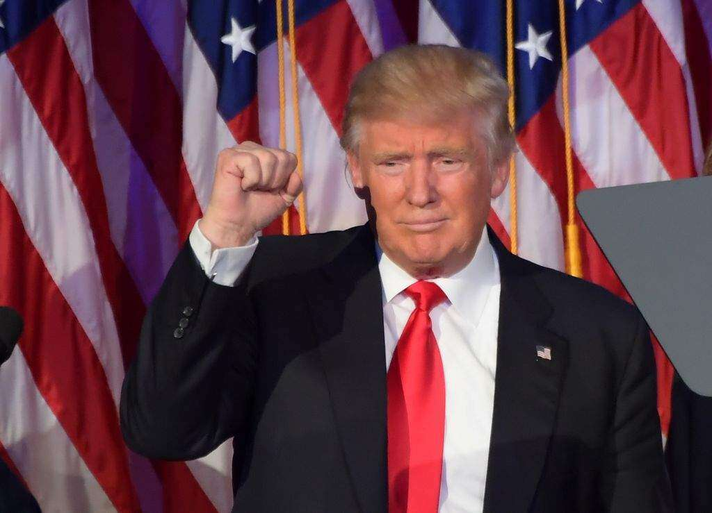 Muslim ban statement removed from Trump site after win