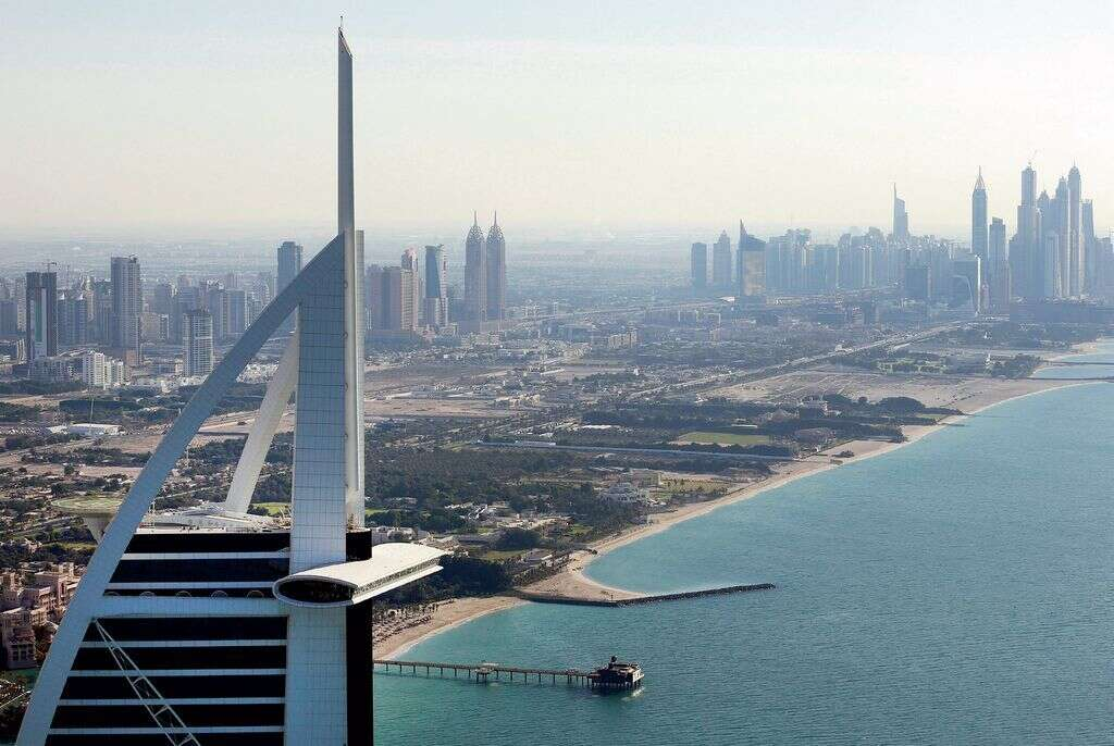 Dubai second-best city for expat start-ups worldwide