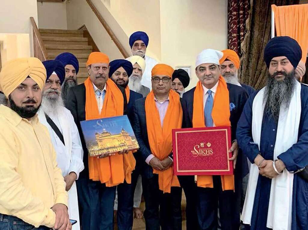 Kapil Dev to bring Sikhism book to Dubai - News   Khaleej Times
