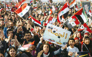 Syria 'accepts' Arab plan for observers