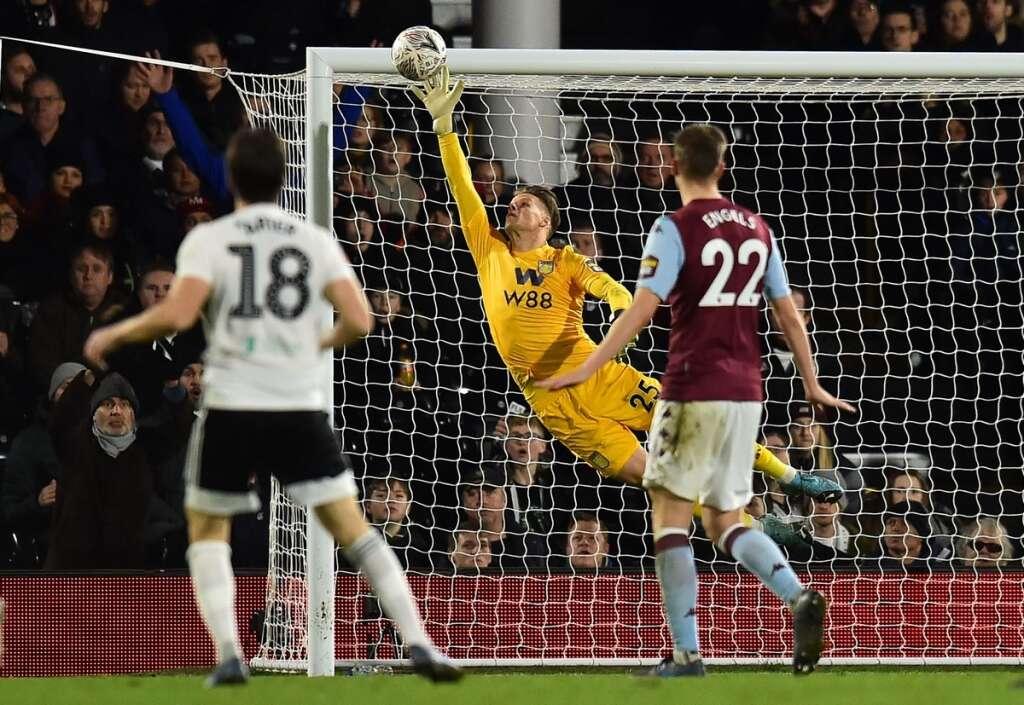 Villa, Brighton crash to shock FA Cup exits