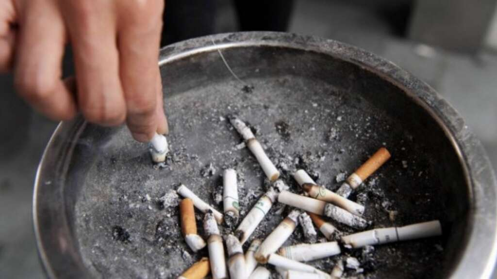 Littering with a cigarette stub can cost you Dh500 in Dubai