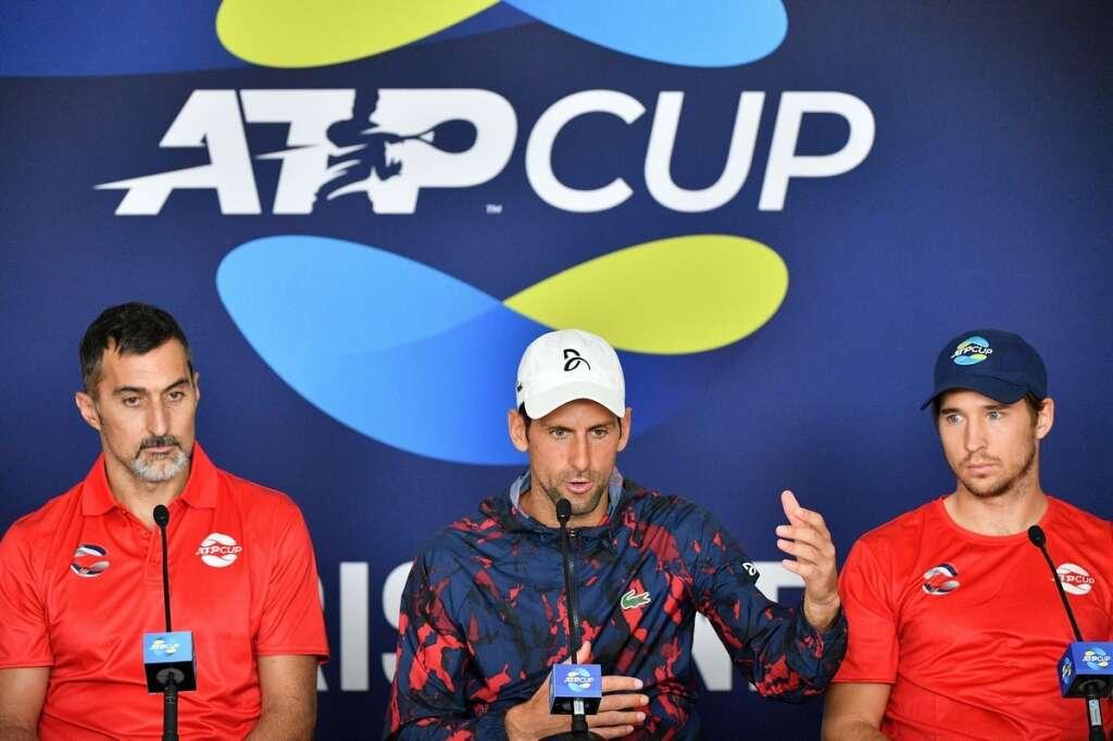 Djokovic, Nadal for ATP Cup, Davis Cup merger