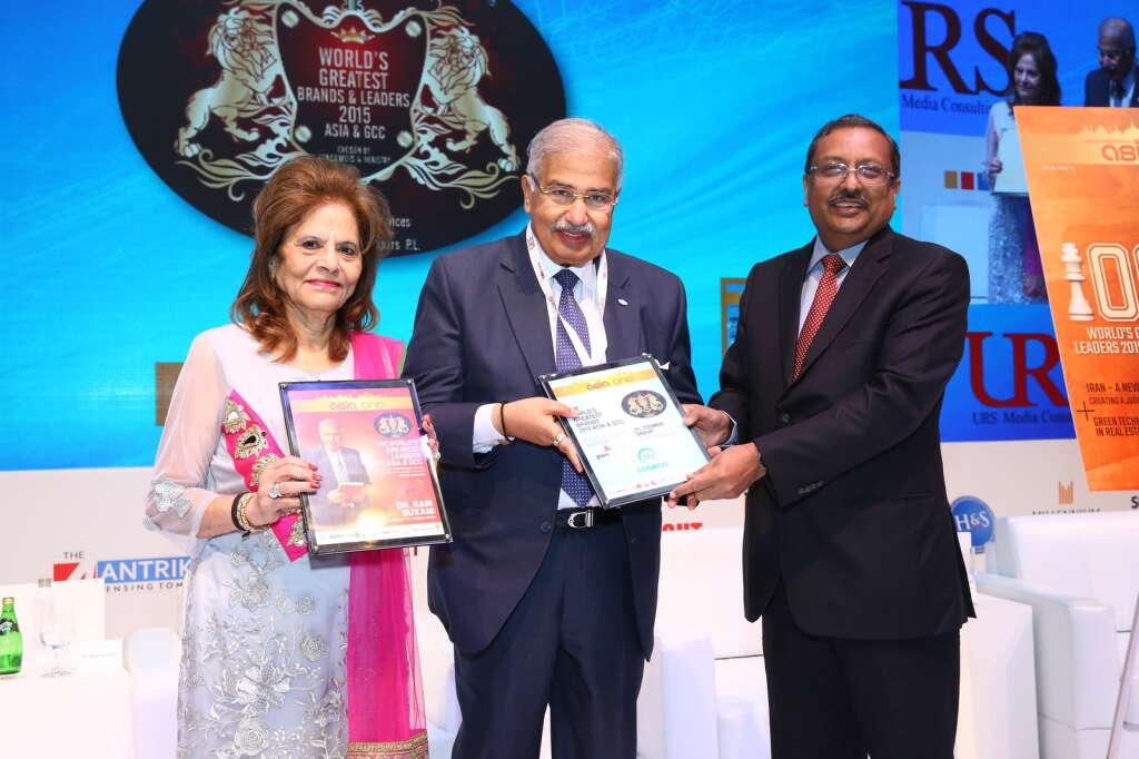 ITL Cosmos Group wins big at brand awards