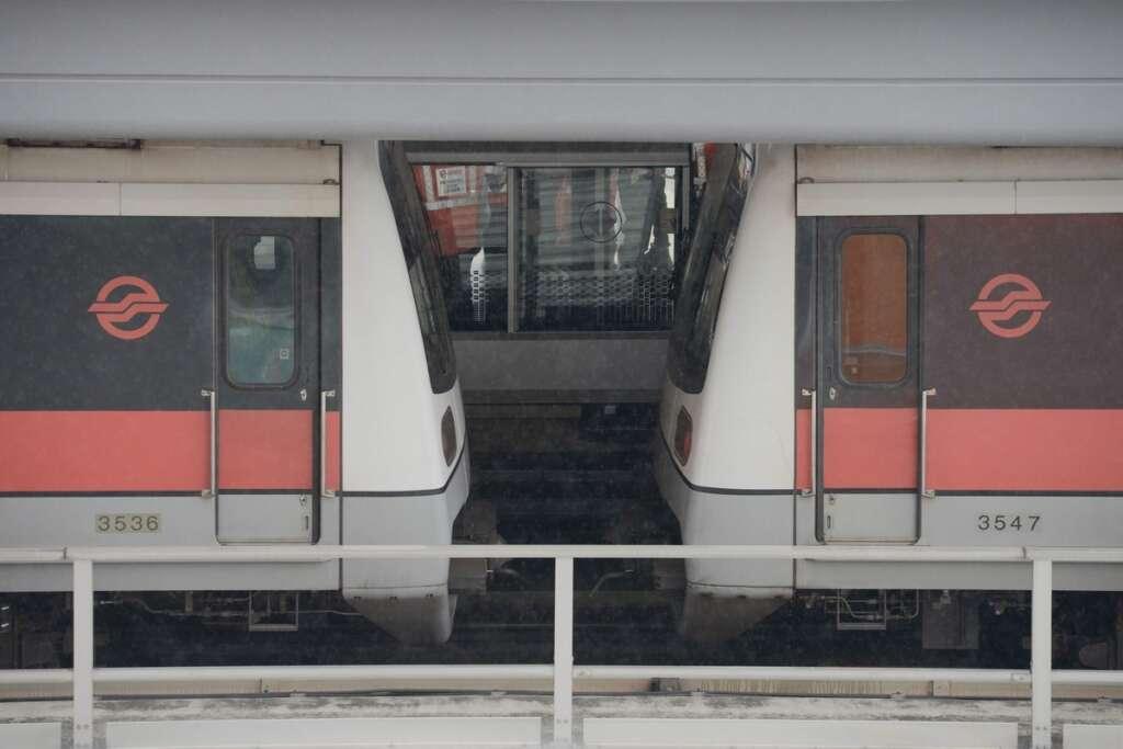 Singapore train collision leaves 25 injured