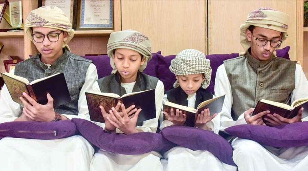 3 Indian brothers named best in Quran competition in UAE