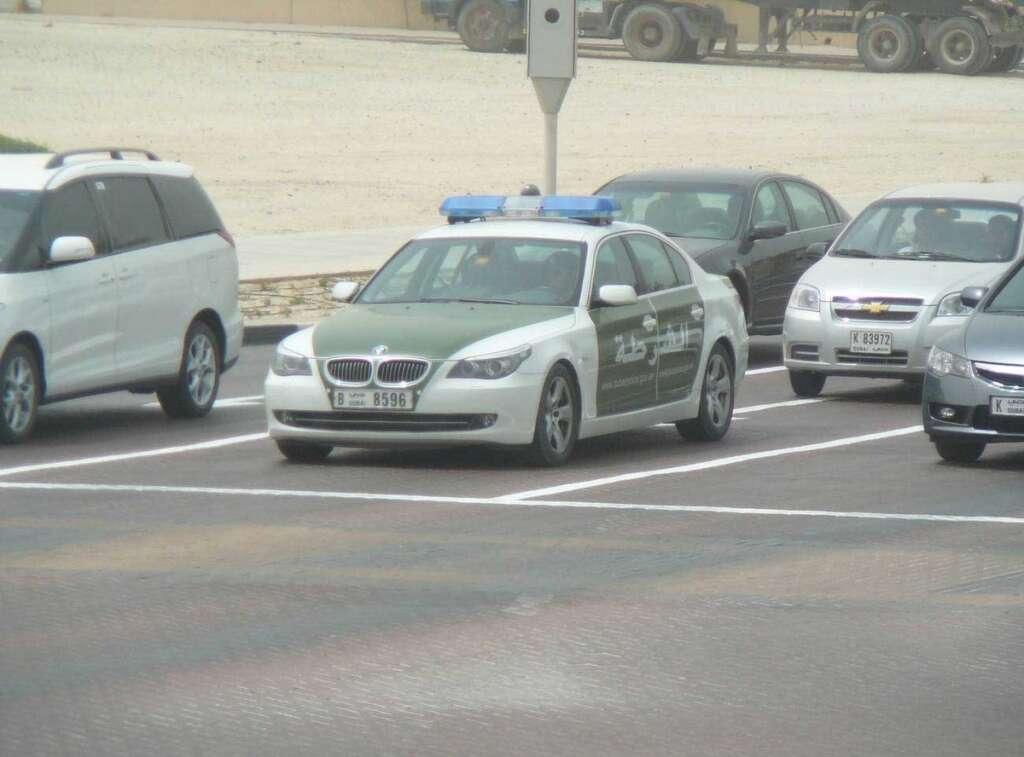 Emirati, woman, thanks, Dubai Police, saving, life,