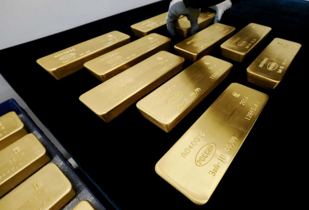 In the UAE, gold continues to glitter