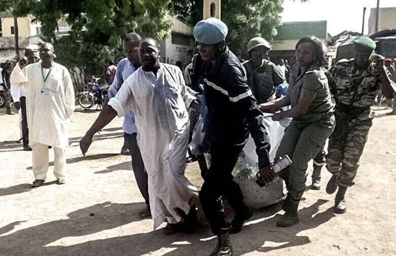 Child suicide bomber kills 20 in Cameroon, 14 killed in Nigerian blast