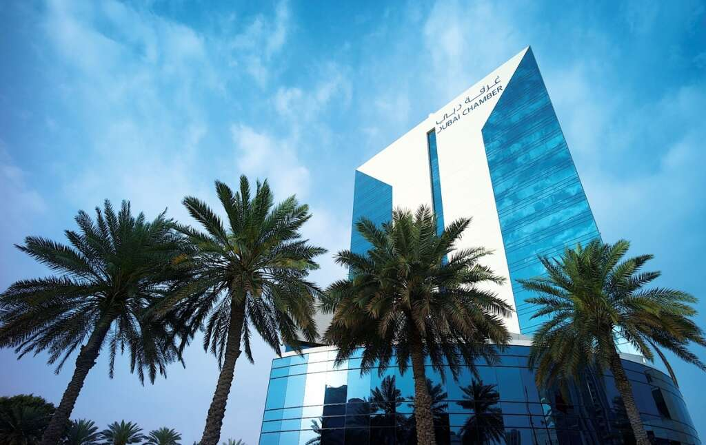 Dubai Chamber partners with ICC and Perlin