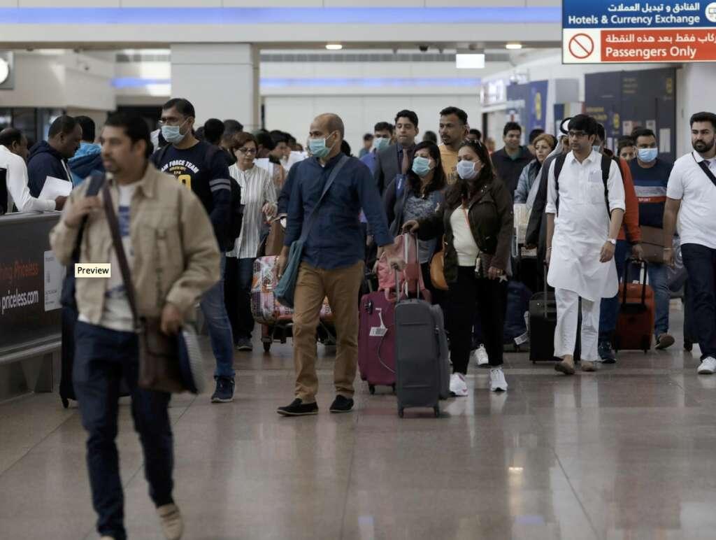 Dubai airport, Emirates, Coronavirus, Wuhan, virus, nCoV, 2019-nCov, China, UAE first case, Coronavirus Dubai, Coronavirus Abu Dhabi, Coronavirus UAE, China, warning, travel, China virus, mers, sars, Wuhan, Coronavirus outbreak, tourists, Visa