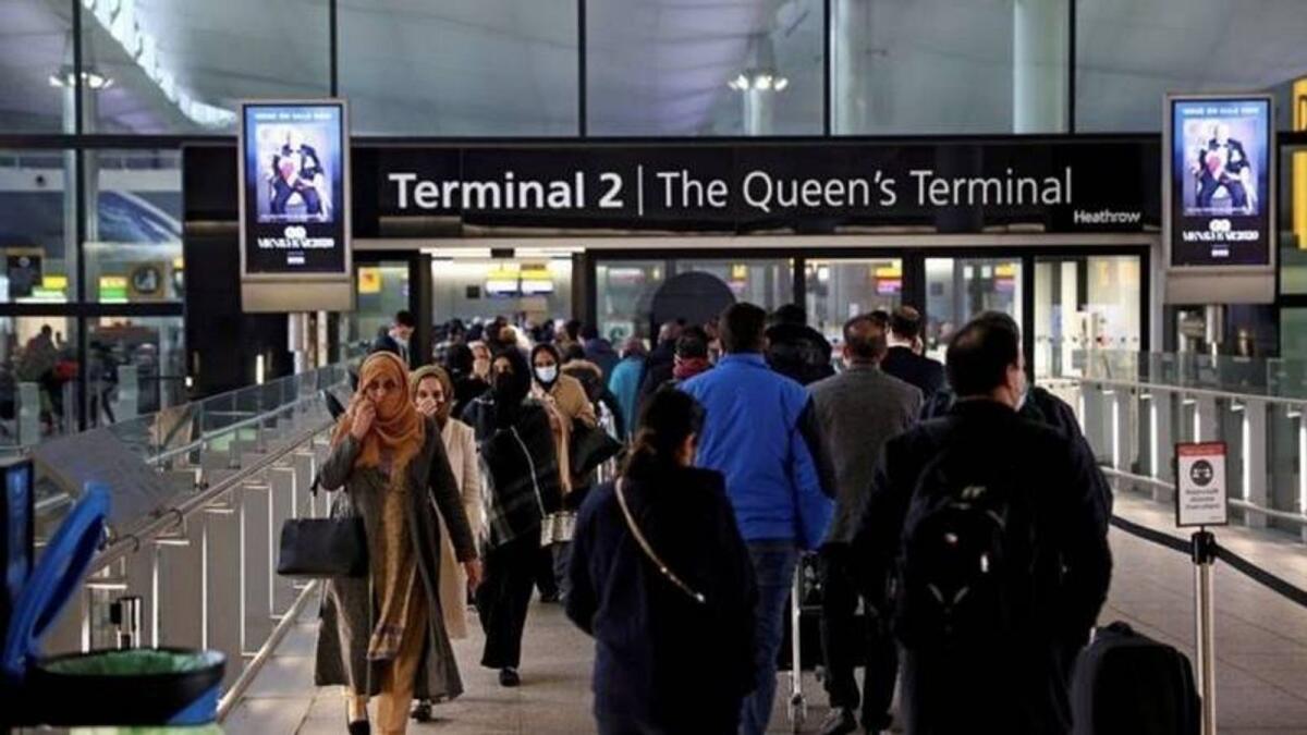 Covid-19: India announces tests, 10-day quarantine for British travellers