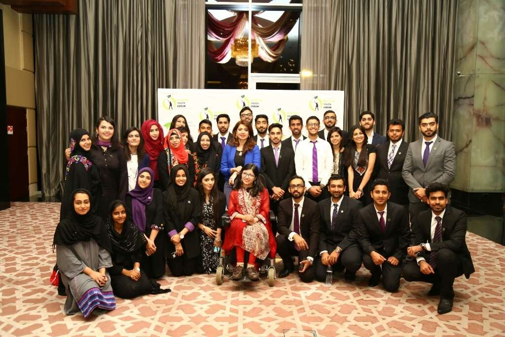 Summit brings together Pak youth in Dubai