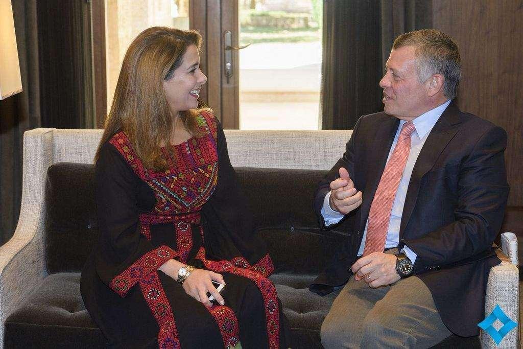 King Abdullah lauds UAE, Mohammeds role in Arab world