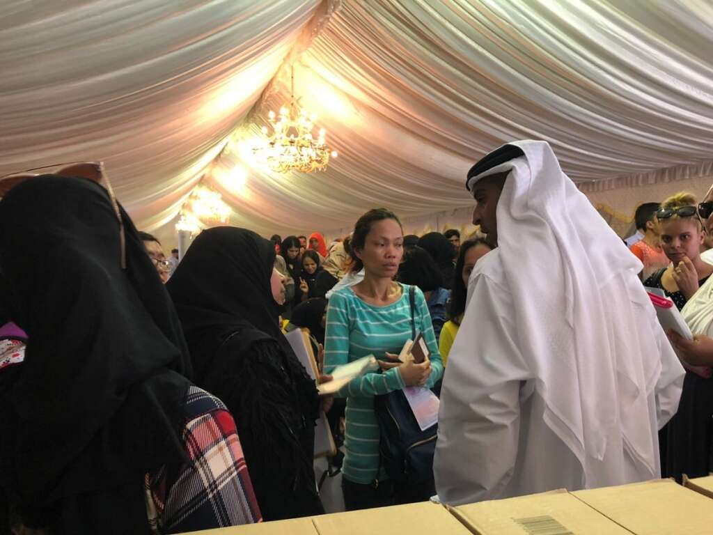Woman hopes UAE amnesty will allow her to attend her wedding