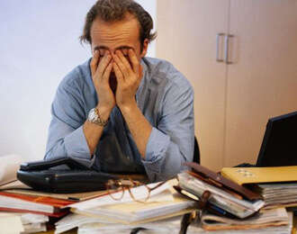 Work stress not linked to cancers, say researchers