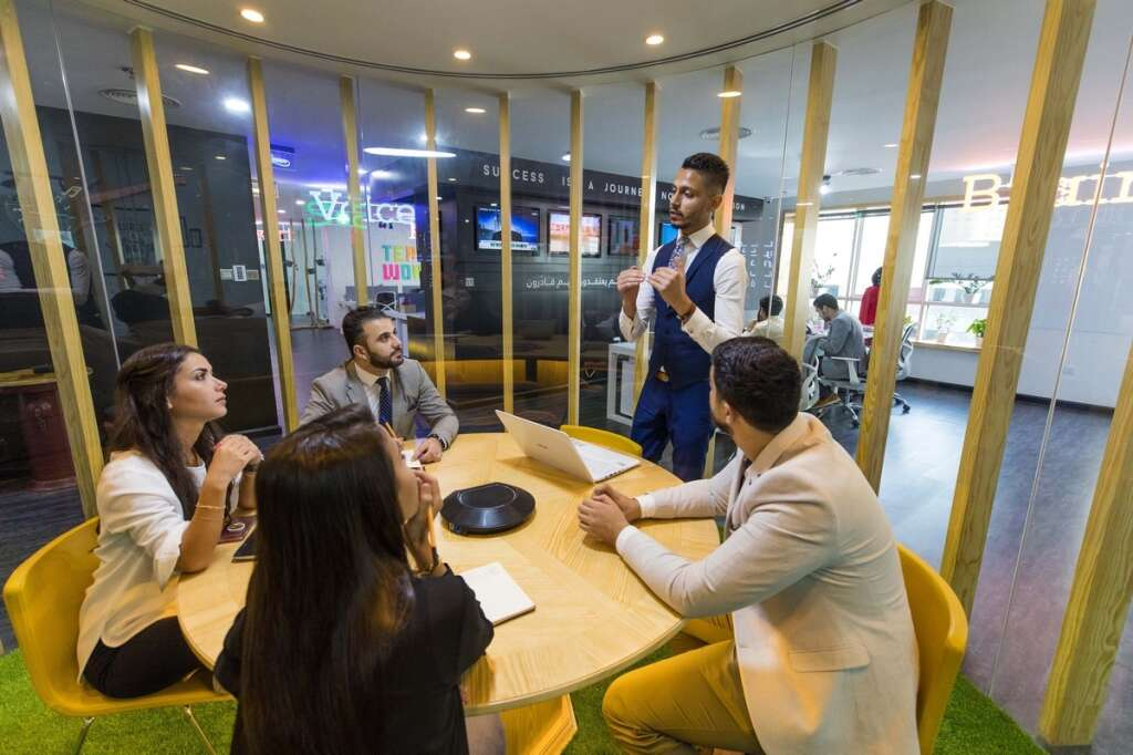 Putting the spin on PR in the UAE