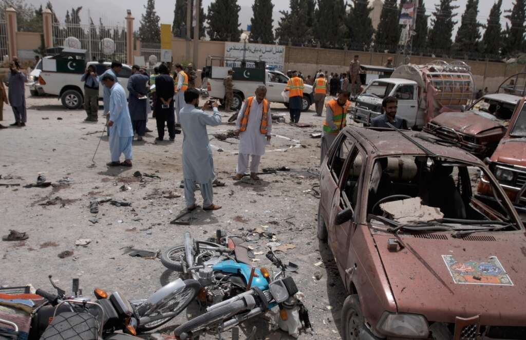 Daesh claims suicide attack in Pakistan's Quetta - News