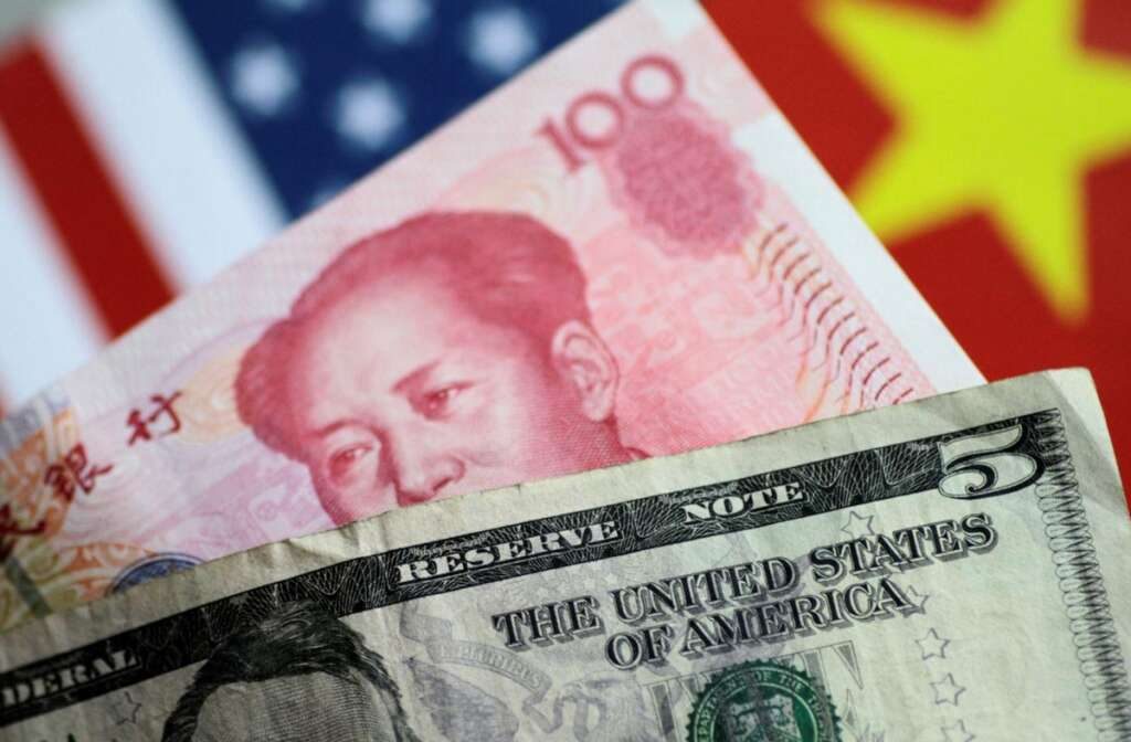 Dollar,  Yuan, US economy