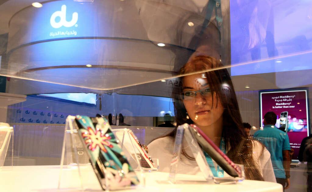 6205846ef8 UAE telecom giant Du bets big on 5G - Khaleej Times