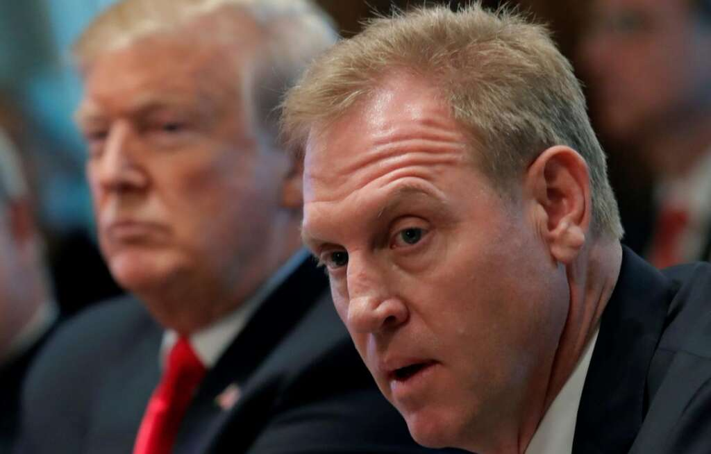 Defence chief says US responded to 'credible threat' by Iran