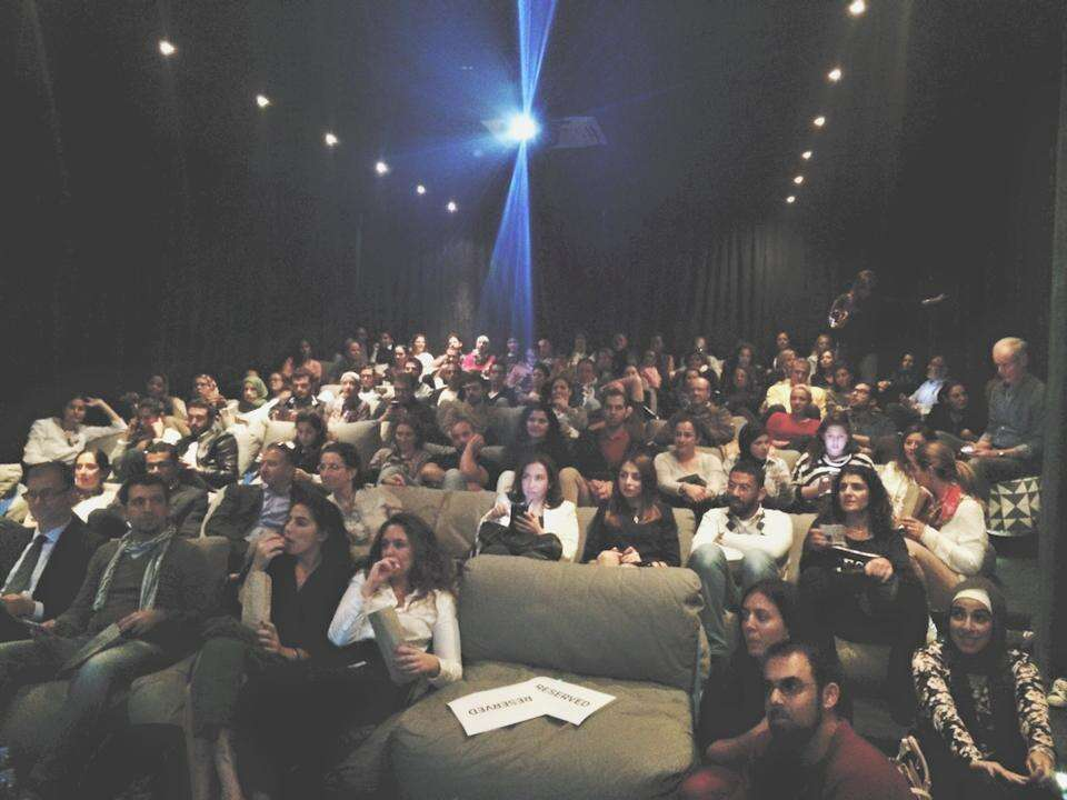 Film festival to bring real Palestine in reels