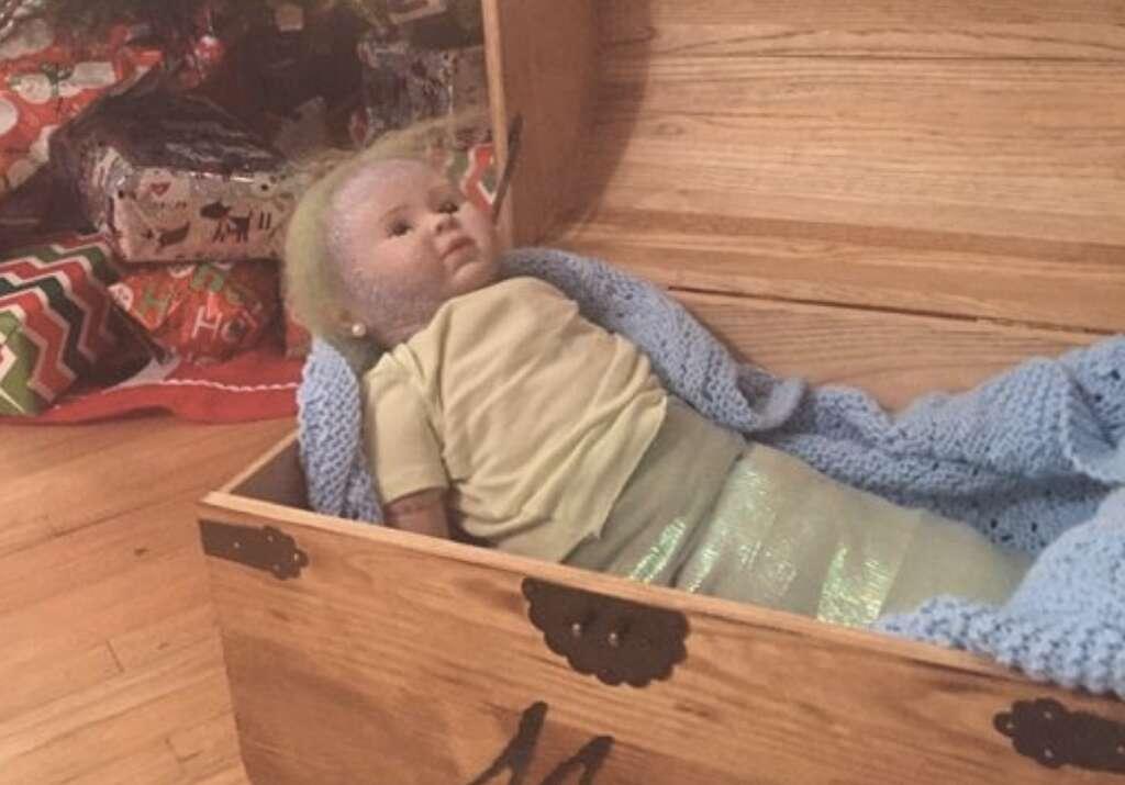 New Jersey, cocaine, doll, Christmas, Elizabeth Faidley