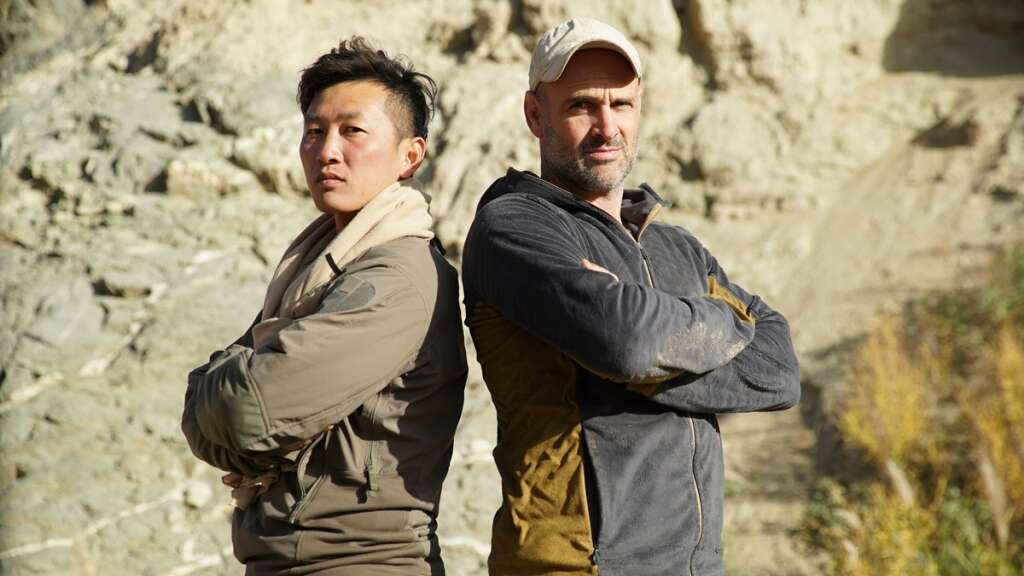 Will survivalist Ed Stafford be the First Man Out in his new series?