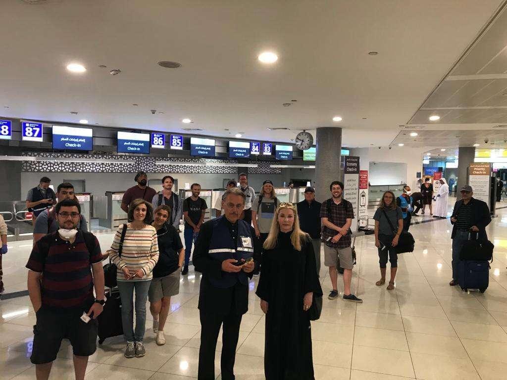 Covid-19, Coronavirus, 25, US citizens, 4 kids, evacuated, Abu Dhabi,