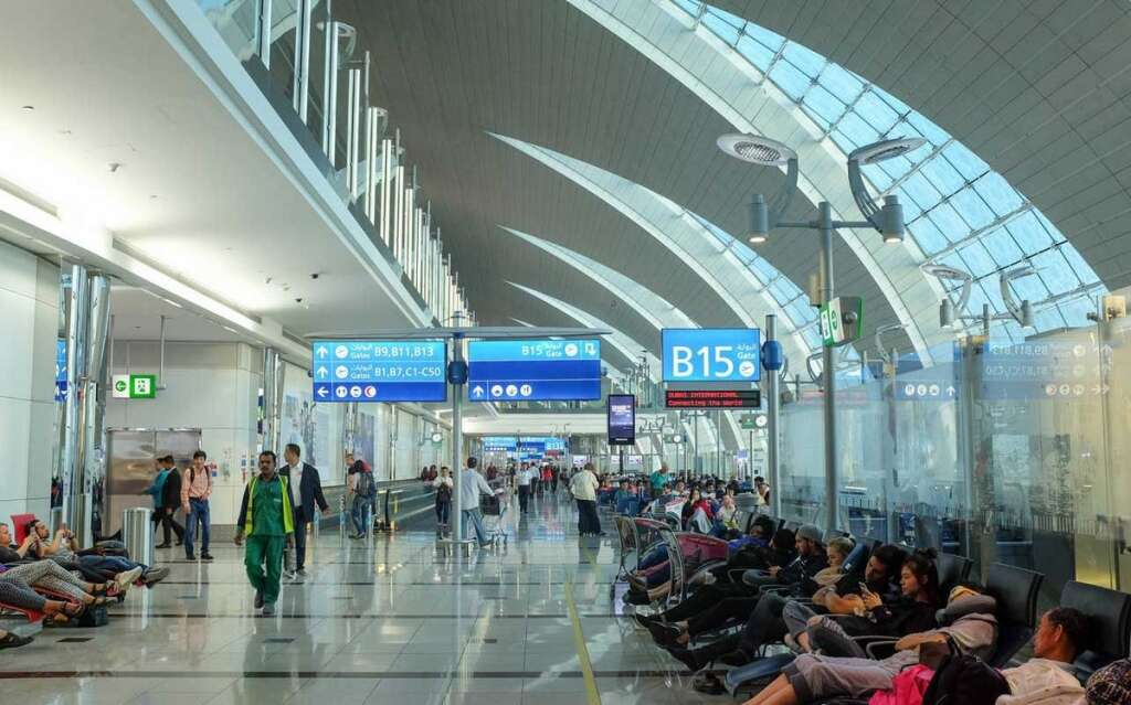 The suspects were referred to Dubai Public Prosecution for further action.- Alamy Image