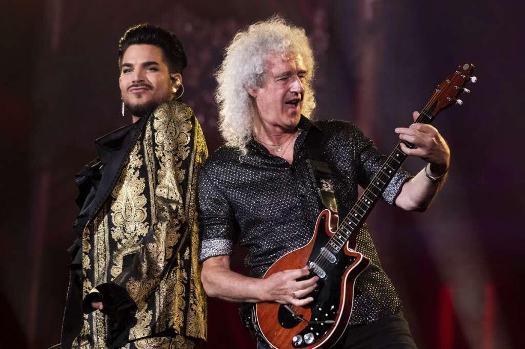 Queen, Adam Lambert, Roger Taylor, Brian May, coronavirus, Covid-19, You are the champions