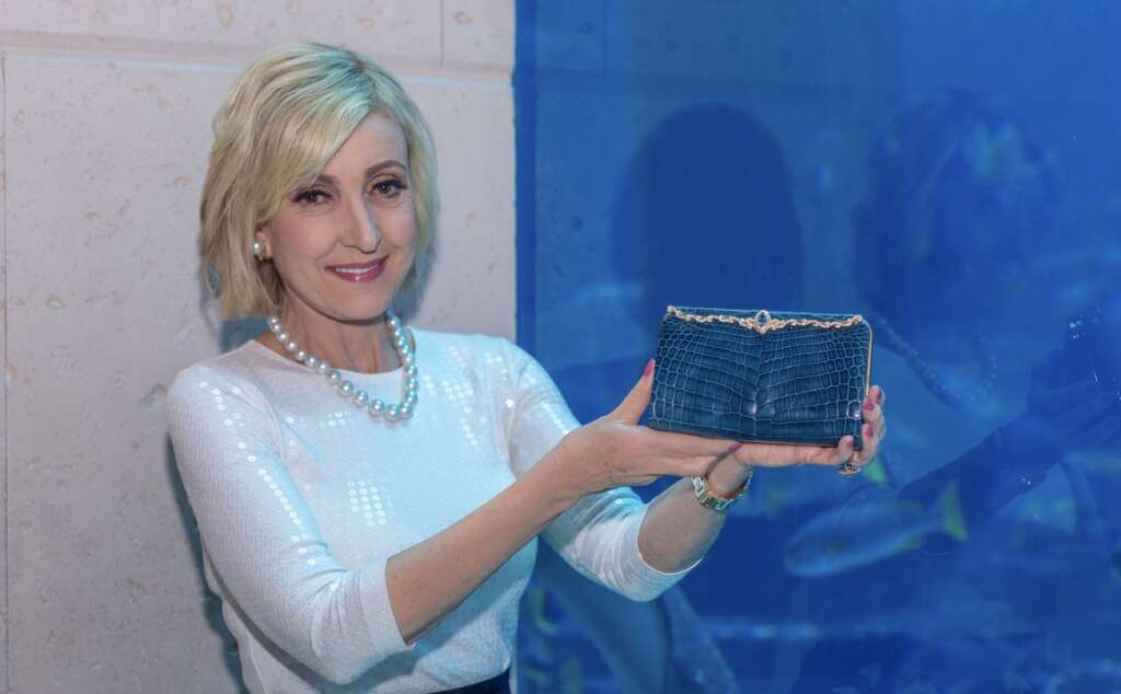 How Princess Diana led Lana Marks to design an iconic bag